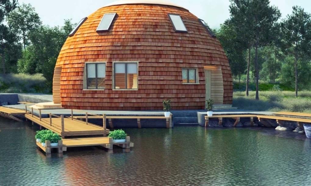 L tonnant d me russe en bois les maisons bois for Architecture russe