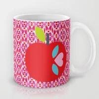Mug Apple Pink