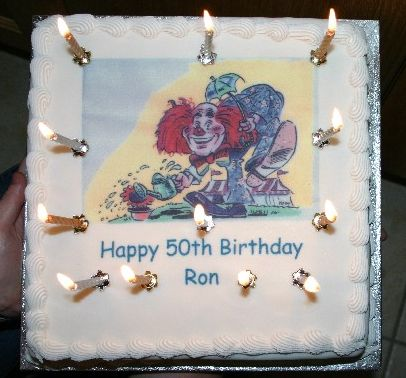 Birthday Cakes Richmond North Yorkshire