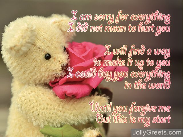 I m sorry images for gf babangrichie i am sorry poems for girlfriend apology her m4hsunfo