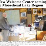 New Moosehead Lake Region Welcome Center