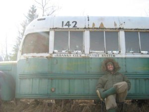 Chris McCandless, Alexander Supertramp, into the wild