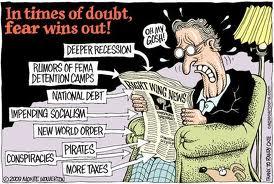 media fear
