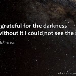 Don't Fear the Darkness