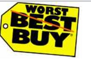 Best Buy, Bad Service