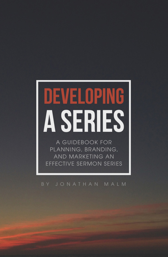Developing-a-Series