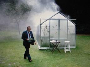 Tatton greenhouse