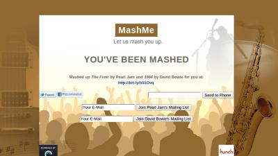 MashMe