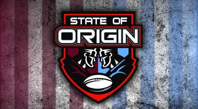 STATE OF ORIGIN – TEASER