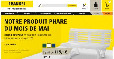 frankel-site-e-commerce