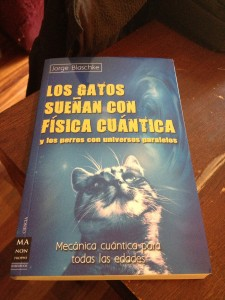 Los gatos sueñan con fisica cuantica