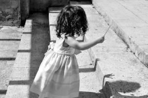 Beautiful Portrait of Child