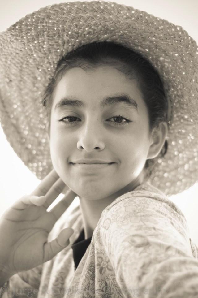 Isabella at 12