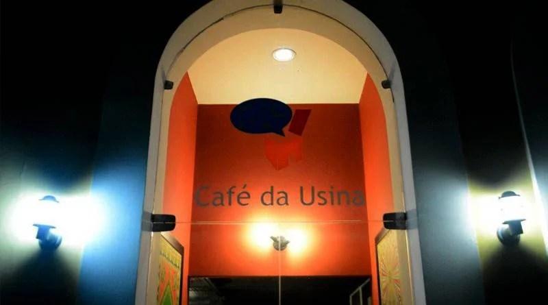 Agenda de Shows do Café da Usina de 06 a 10 de setembro