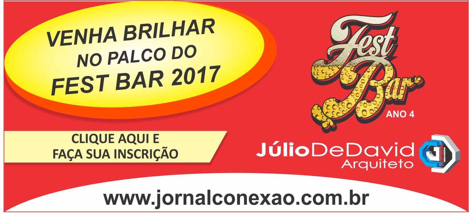 FEST BAR DIVULGAÇÃO SITE JORNAL CONEXÃO LATERAL