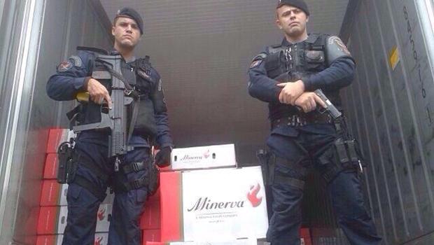 Grupo Tático Operacional do 17º Batalhão da PMDF realizou a apreensão na cidade de Vicente Pires | Foto: reprodução / site PMDF
