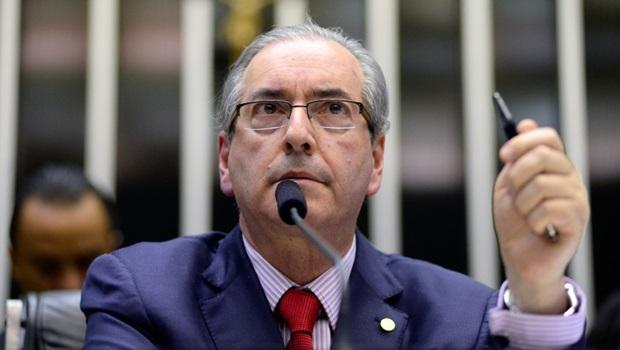 Parlamentares entregam a Janot pedido de afastamento de Eduardo Cunha