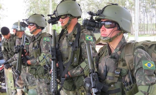 Decadência: Brasil Cai Quatro Posições e Agora é a 22ª Maior Potência Militar do Mundo