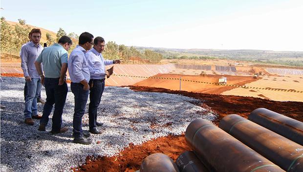 Redução do nível de água do Ribeirão Piancó foi pauta de reunião