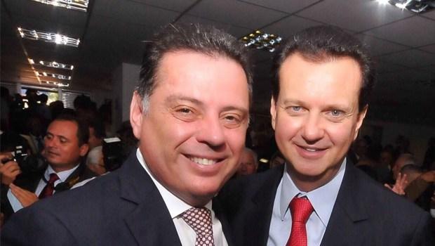 Gilberto Kassab quer levar Marconi Perillo para o PSD para ser vice de Geraldo Alckmin