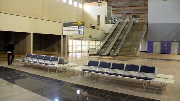 Novo aeroporto já tem 95% das obras concluídas | Foto: Reprodução / Secom