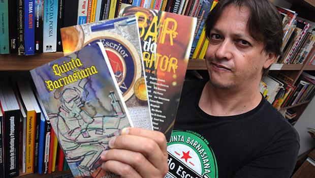 Dificuldades de ser escritor no Brasil incentivam projetos de publicação coletiva