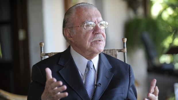 """""""A ditadura da Justiça é a pior de todas"""", diz José Sarney em novo áudio"""