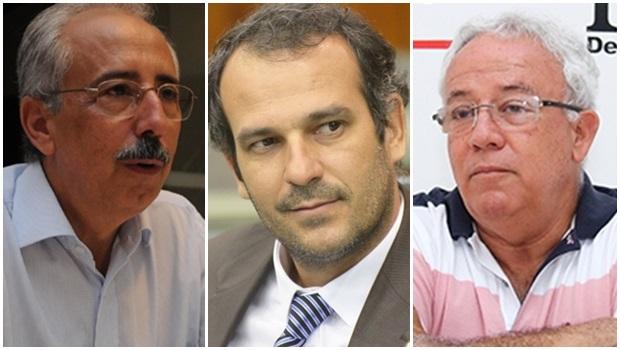 Divergência sobre cabeça de chapa pode travar aliança entre PMDB e PSDB em Goianésia