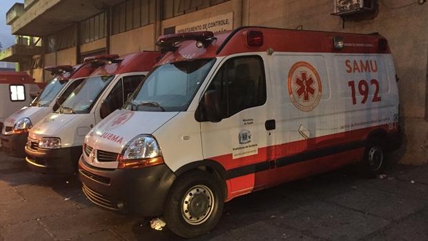 Após denúncia de fraude, vereador quer câmeras em ambulâncias de Goiânia