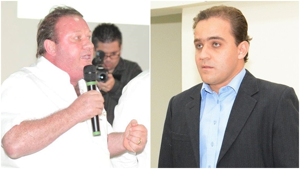 Em Cristalina, candidato acusa opositor de copiar plano de governo