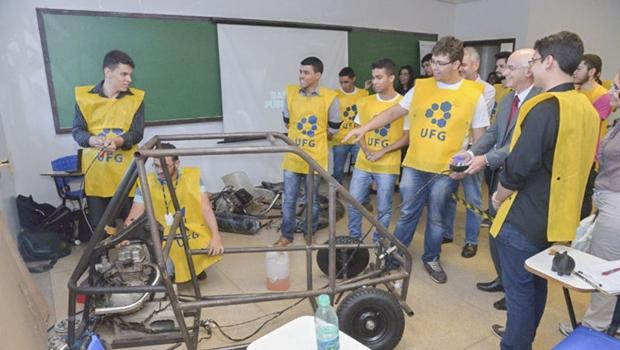 Estudantes da UFG participam de competição interamericana de aeromodelismo