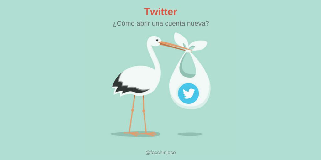 ¿Cómo crear una cuenta en Twitter paso a paso?