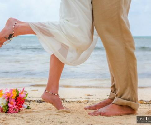 San Pedro Barefoot Weddings