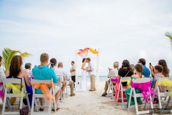 Brian & Jamie - Banyan Bay Resort, Belize Wedding
