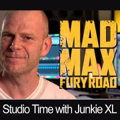 Junkie XL (Mad Max & 300) has a Free Tutorial Series!