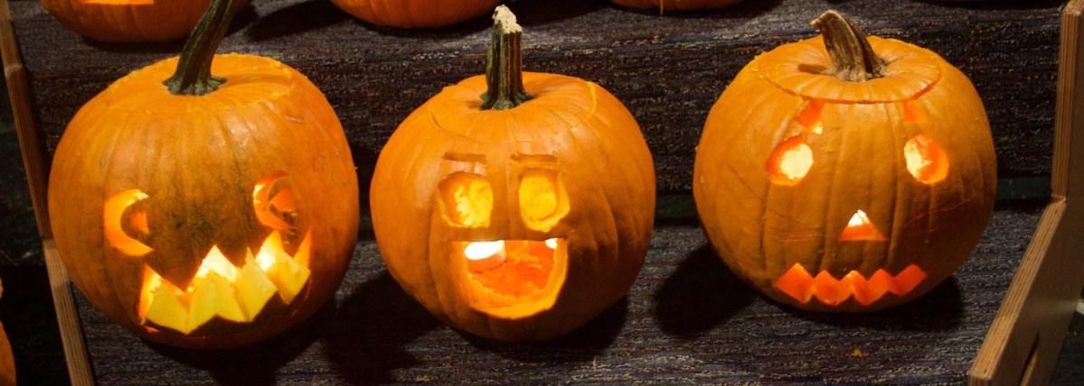I am not a fan of Halloween
