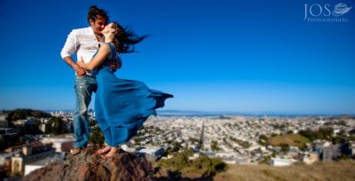 San Francisco - Lifestyle Photography - Engagement Shoot