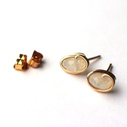 14k-gold-filled-moonstone-gemstone-post-earrings-handmade
