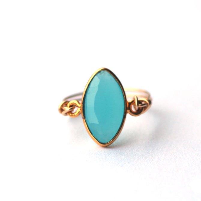 blue-bezel-ring-handmade-cocktail-rings