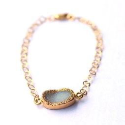 druzy-geode-handmade-bracelet-simple