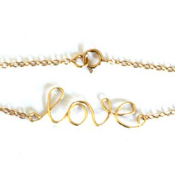 handmade-gold-love-wire-bracelet-jewelry