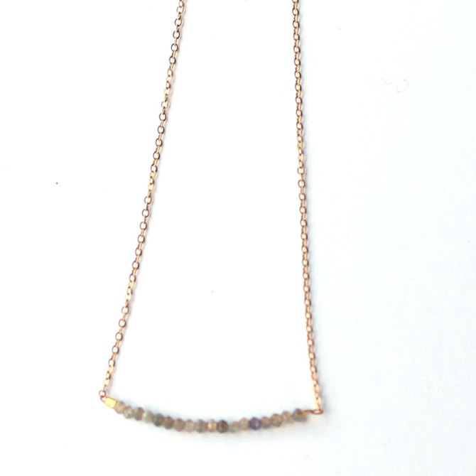 handmade-grey-bead-14k-gold-filled-necklace