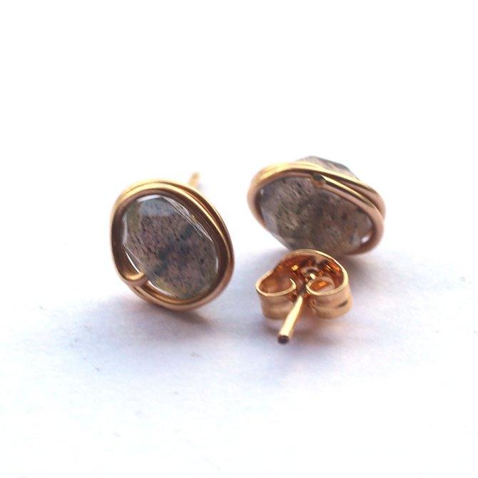labradorite-14k-gold-earrings-wire-wrapped-studs-sensitive-ears