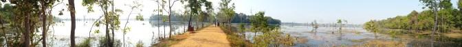 Fortbewegung Angkor Wat