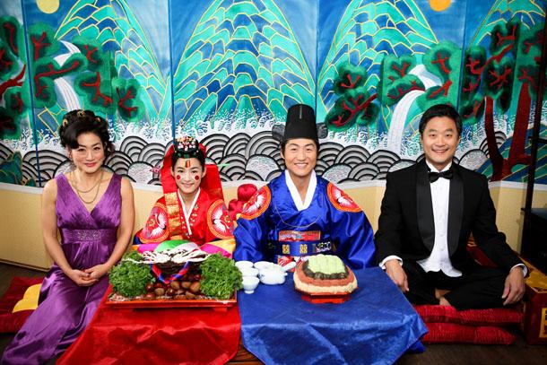 """""""Wedding Palace"""" Director Chris Yoo"""