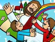 Sejam Crianças aos olhos do Pai