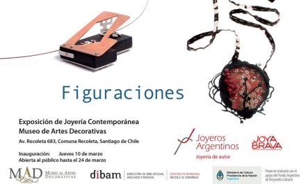 Inaugura FIGURACIONES en Santiago de Chile