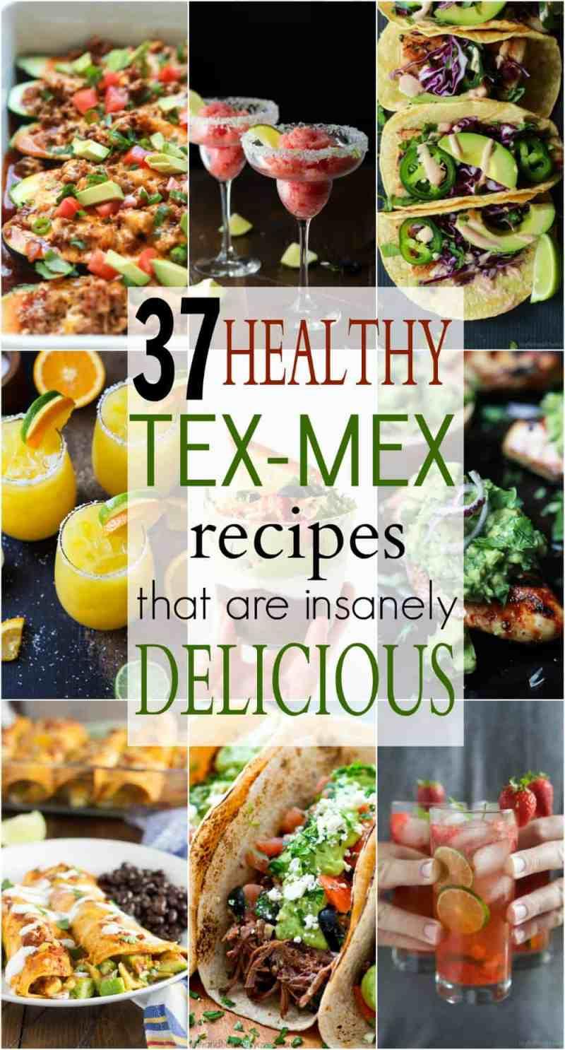 Large Of Tex Mex Recipes