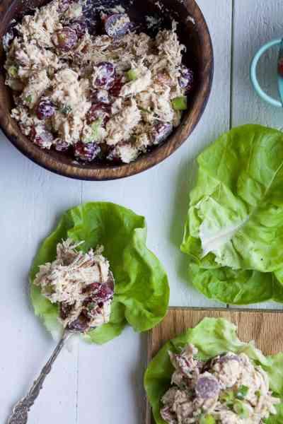 Chicken Salad Recipe   Easy & Healthy Classic Chicken Salad