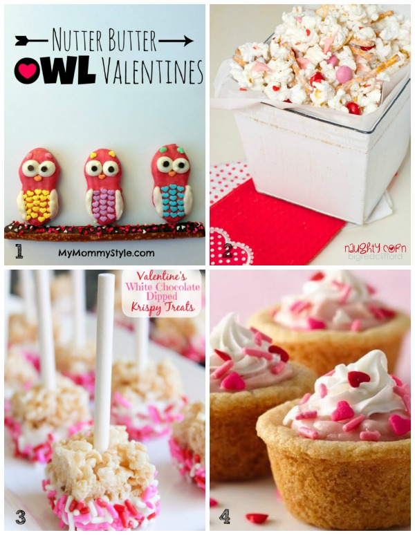 #Valentine's Day Treats